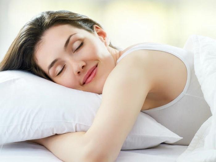 Đi ngủ sớm thay vì thức khuya