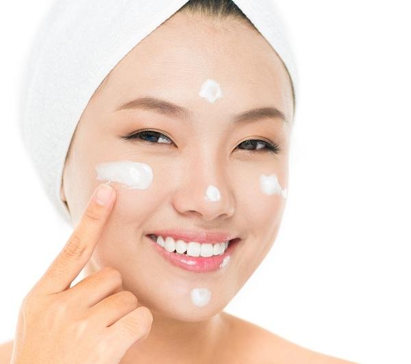 Chăm sóc da sau khi tẩy tế bào chết