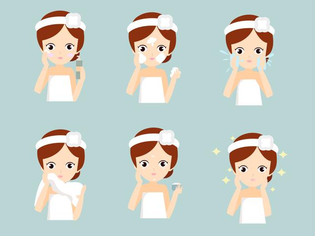 Quy trình 10 bước chăm sóc da ban đêm của Hàn Quốc - Góc Kiến Thức