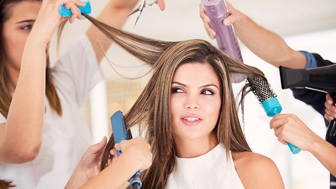 Hạn chế thay đổi kiểu tóc