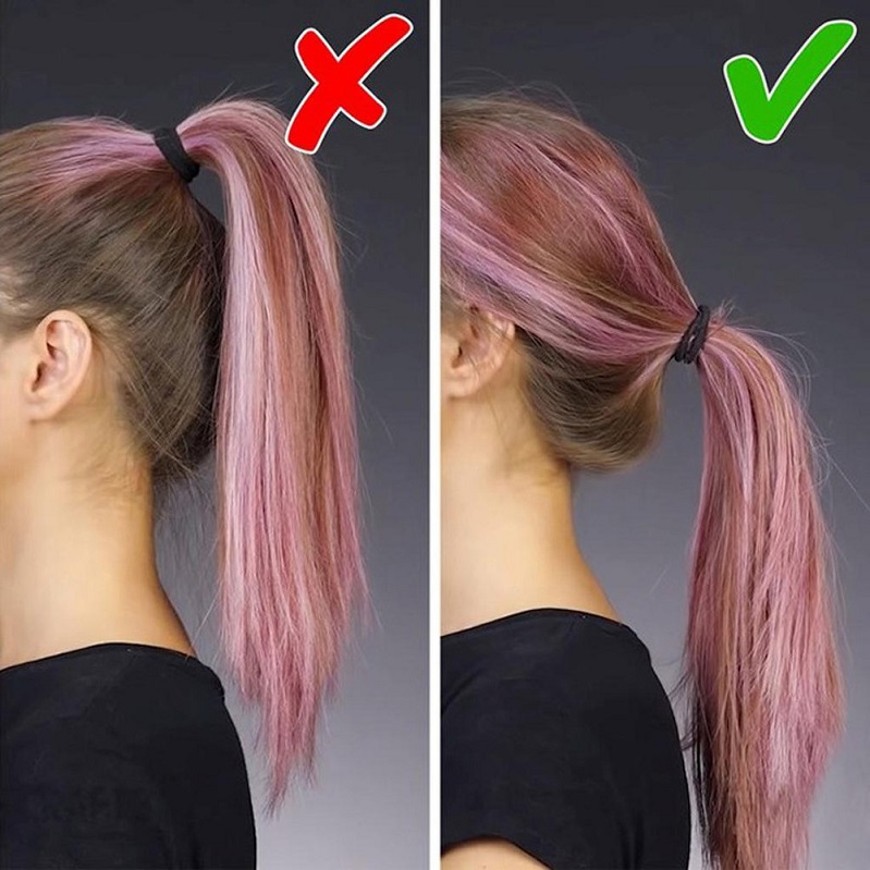 Thói quen tốt giúp ngăn ngừa rụng tóc