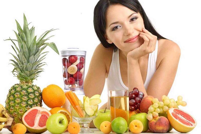 Xây dựng chế độ ăn uống đầy đủ chất